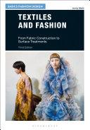 Textiles And Fashion Book PDF