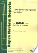 Troubleshooting Injection Moulding Book