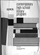Xerox Contemporary High School Library Program