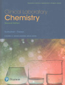Cover of Clinical Laboratory Chemistry