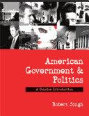 American Government and Politics Pdf/ePub eBook