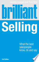 Brilliant Selling 2nd edn Book