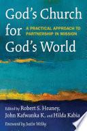 God S Church For God S World