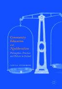 Community Education and Neoliberalism [Pdf/ePub] eBook