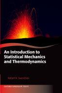 An Introduction to Statistical Mechanics and Thermodynamics Pdf/ePub eBook