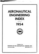 Aerospace Engineering Index