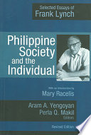 Philippine Society And The Individual