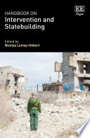 Handbook On Intervention And Statebuilding