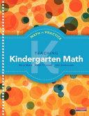 Teaching Kindergarten Math