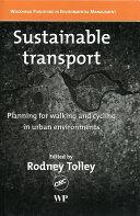 Sustainable Transport [Pdf/ePub] eBook