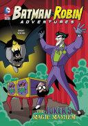 The Joker's Magic Mayhem Book