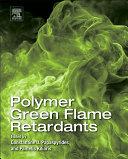 Polymer Green Flame Retardants [Pdf/ePub] eBook