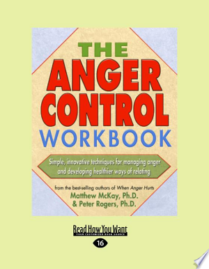 Download The Anger Control Workbook Free Books - Dlebooks.net