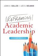 Reframing Academic Leadership [Pdf/ePub] eBook
