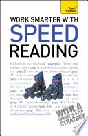 Work Smarter With Speed Reading  Teach Yourself Book