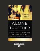 Pdf Alone Together