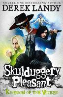Pdf Kingdom of the Wicked (Skulduggery Pleasant, Book 7)