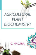 Agricultural Plant Biochemistry Book