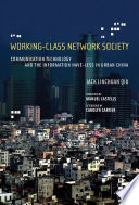 Working class Network Society