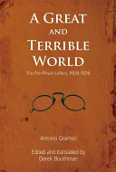 A Great and Terrible World