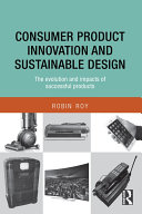 Consumer Product Innovation and Sustainable Design Pdf