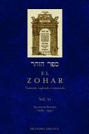 El Zohar: Sección de Bereshit (165b-193a). 2009
