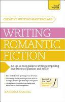 Masterclass Writing Romantic Fiction