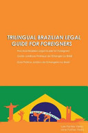 Pdf Trilingual Brazilian Legal Guide for Foreigners