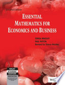 Essential Mathematics For Economics And Business, 2Nd Ed