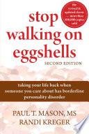 Stop Walking On Eggshells Book