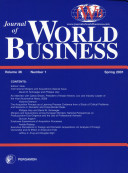 Journal Of World Business Book PDF