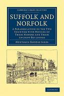 Suffolk and Norfolk