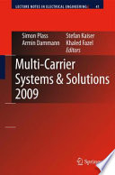 Multi Carrier Systems Solutions 2009