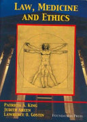 Law, Medicine and Ethics