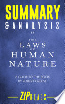 Summary Analysis Of The Laws Of Human Nature Book PDF
