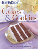 Family Circle Best ever Cakes   Cookies Book PDF