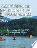 2013 6th International Conference On Biomedical Engineering And Informatics Bmei 2013  Book PDF