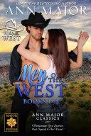 Men of the West Books 1-4 ebook