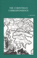 The Corinthian Correspondence