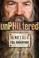 unPHILtered Book