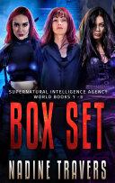 Supernatural Intelligence Agency - Books 1 - 3 [Pdf/ePub] eBook