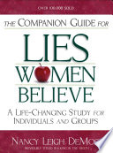The Companion Guide for Lies Women Believe