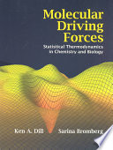 Molecular Driving Forces Book PDF