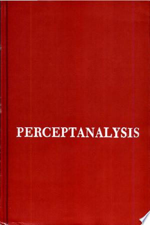 Download Perceptanalysis Free Books - Dlebooks.net