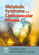 Metabolic Syndrome And Cardiovascular Disease Book PDF