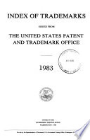 Index of Trademarks Issued from the United States Patent and Trademark Office