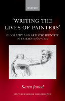 Writing the Lives of Painters