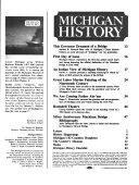 Michigan History