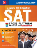 McGraw Hill Education SAT 2017 Cross Platform Prep Course