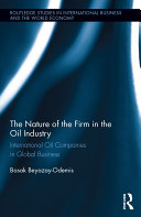Pdf The Nature of the Firm in the Oil Industry